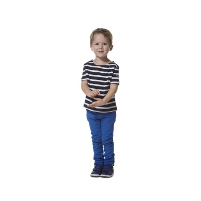 Regate kids marine/wit